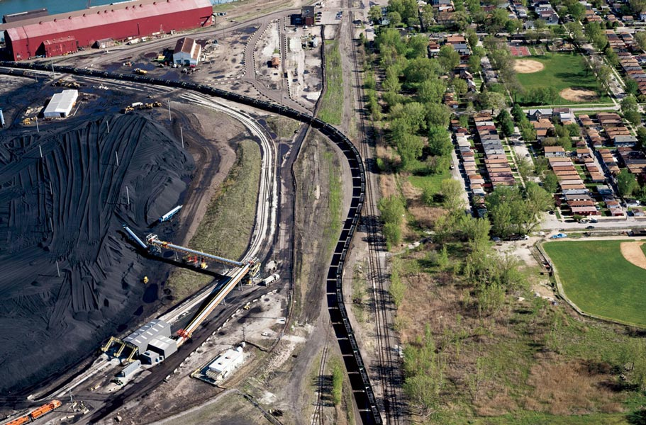 overview transport of coal
